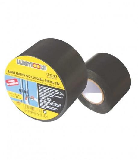 Banda adeziva PVC lucioasa, pentru tevi LT07782