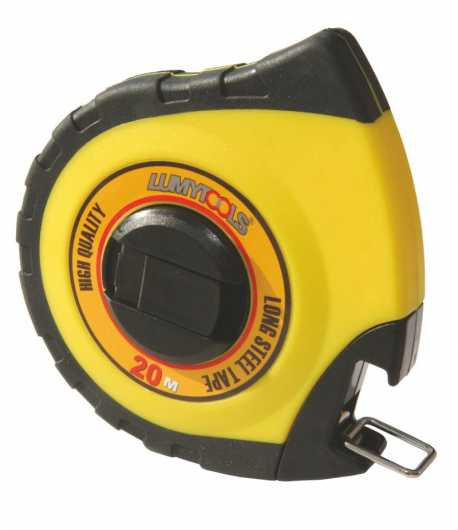 Metallic measuring tape LT12502
