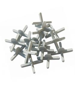 Cross shape tile spacers 1 mm LT04671