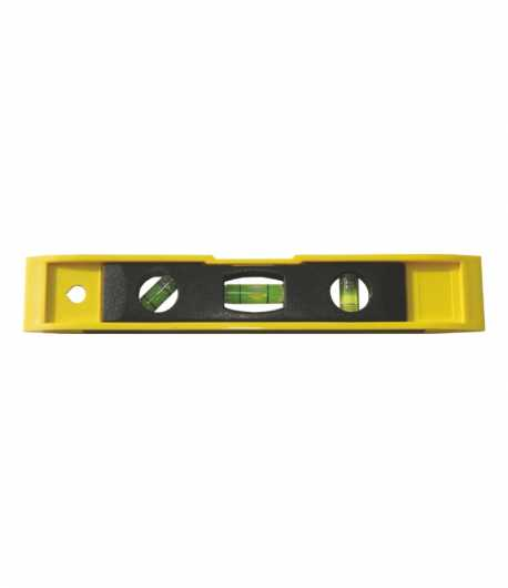 Nivela PVC - trei indicatori - cu magnet LT16575