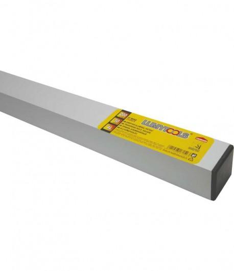 Dreptar aluminiu patrat LT18155