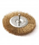 Crimped wire circular brush LT06985