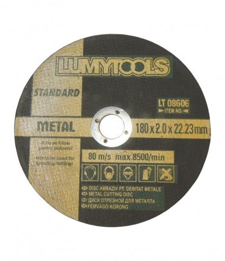 Disc abraziv pentru debitat metale LT08608