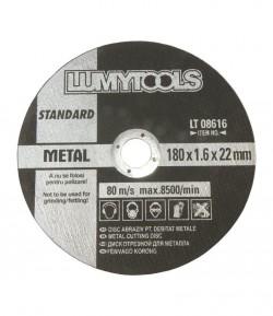 Disc abraziv pentru debitat metale LT08616