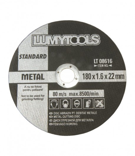 Metal cutting disc LT08616
