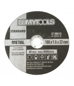 Metal cutting disc LT08618