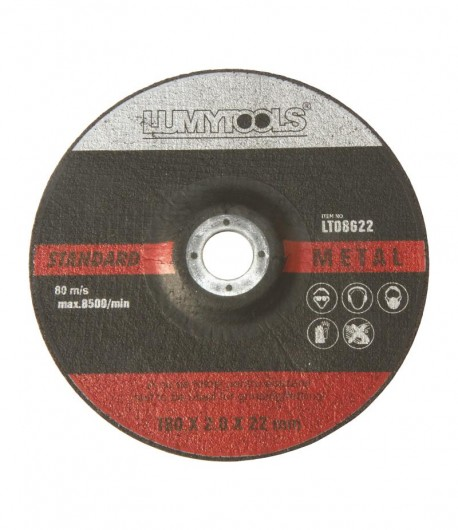 Metal cutting disc LT08621
