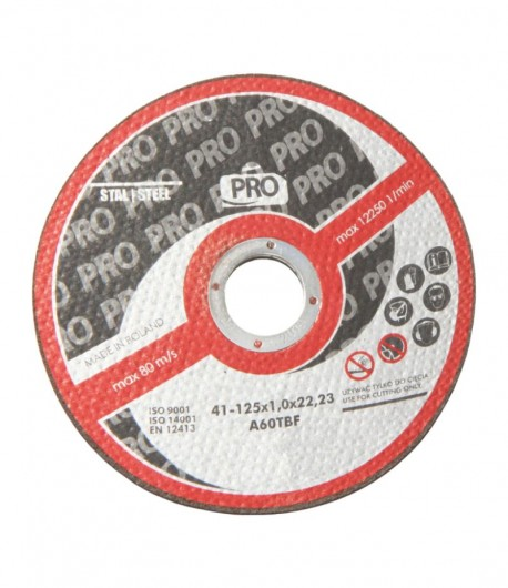 Disc abraziv pentru debitat metale LT08634
