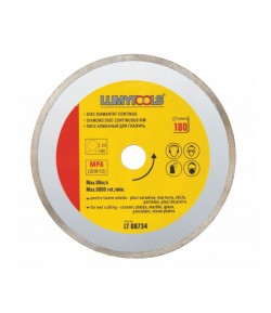Disc diamantat continuu LT08731