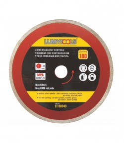 Disc diamantat continuu LT08741