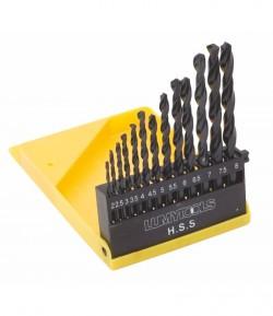 Twisted drills set LT22180