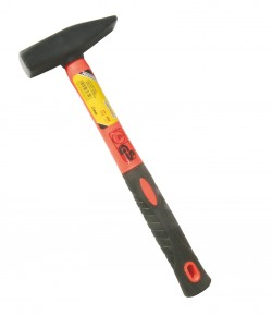 Machinist hammer 200 gr LT30320 fiber glass handle
