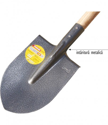 Spade with shaft LT35796