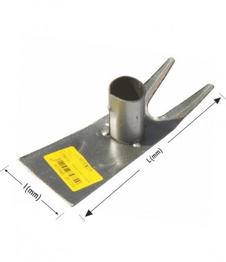 Sapaliga straturi, 2 coarne, 200 mm LT35772