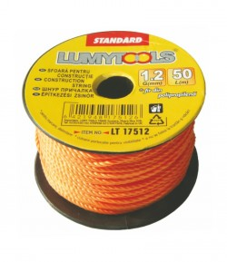 Construction string 0,8 mm LT17510