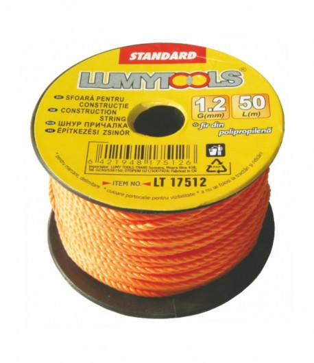Construction string 1,2 mm LT17512