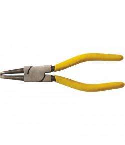 Circlip pliers, internal, bent 170 mm LT43526