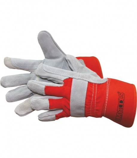 Leather gloves, CE, 10.5 inch LT74002