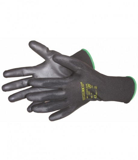 Nylon - polyurethane knitted gloves, CE, 8 inch LT74068