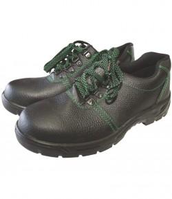 Pantofi de protectie cu bombeu metalic, CE, marimea 40 LT74580