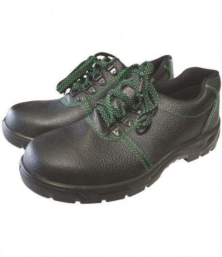 Shoes for protection with steel toecap, CE, size 43 LT74583