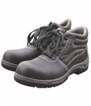 Boots for protection with steel toecap, CE, size 43 LT74603