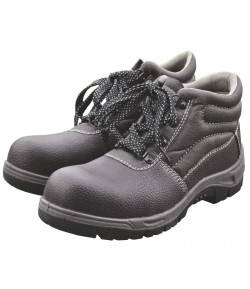 Boots for protection with steel toecap, CE, size 45 LT74605