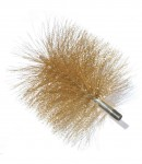 Round wire, brush for chimney cleaning 250mm LT55925
