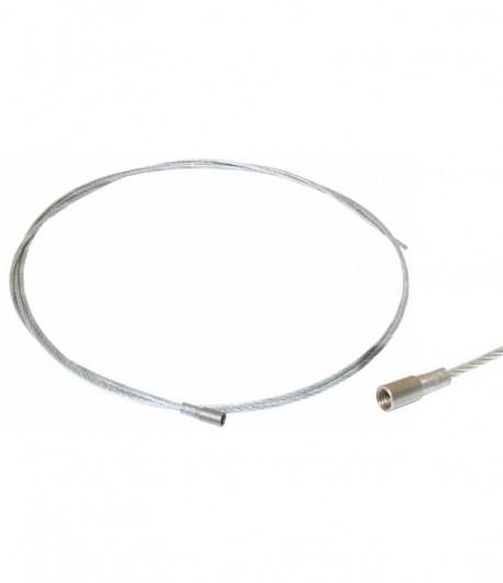 Cablu horn, cu filet - fara perie 1 m LT55931