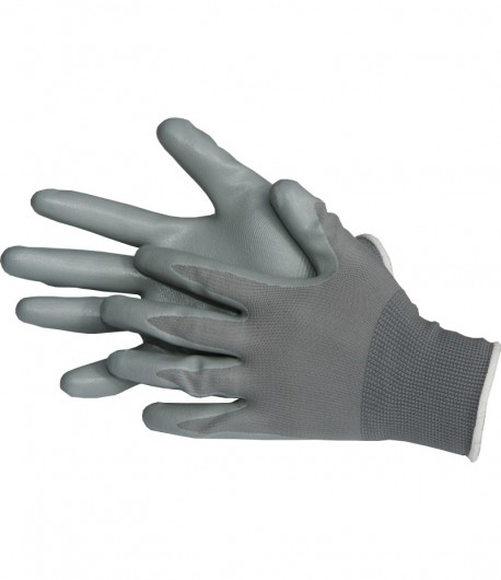 Nitril protection glove, CE, 9 inch LT74089