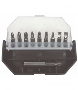 9 pcs screwdriver bits set LT66098