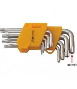 Set 9 chei torx scurte LT56480