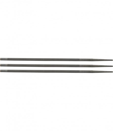 3 pcs steel file set for chainsaw 4,5 mm LT25186