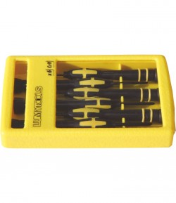 6 pcs fine mechanics screwdriver set LT64551