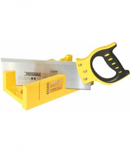 Wood saw & mitre box LT29200