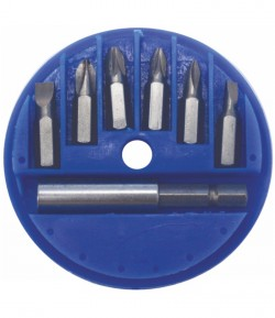 Screwdriver bits set LT66080