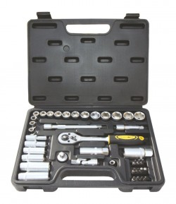 Socket kit - 41 pieces LT58220
