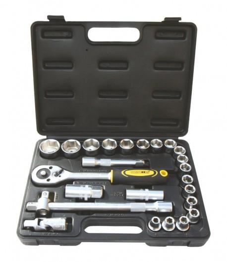 Socket kit - 26 pieces LT58210