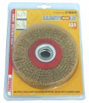 Crimped wire circular brush LT06978