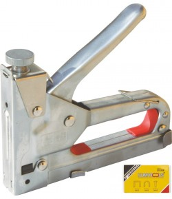 Staple gun - 3 functions LT71050