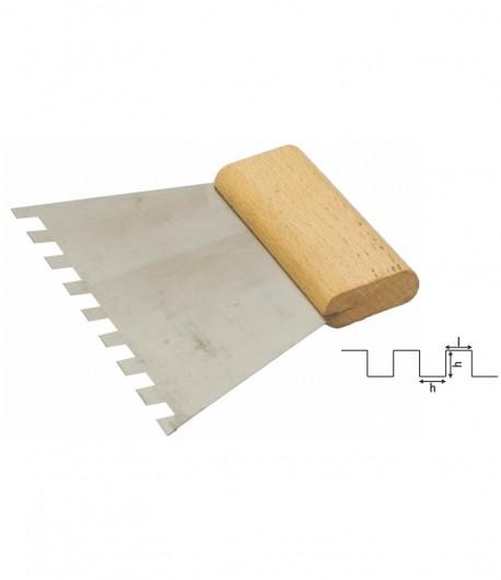 Spaclu metalic crestat LT06219