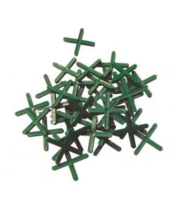 Cross shape tile spacers 1 mm LT04605
