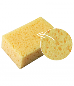 Sponge for washing ceramic tiles LT06550