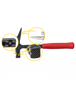 Roofing hammer, JUCO, LT32688