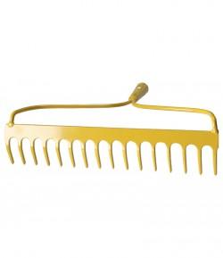 Grebla 16 dinti, tip arc, 400 mm, fara coada, LT35670