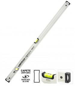 Nivela aluminiu PRO - doi indicatori LT17612
