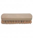 Perie pentru haine, 16 cm, montura lemn, LT35626