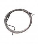 Sarpe tevi, 15 m x 8 mm, varf tip arc, LT55880