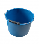 Galeata cauciuc - PVC, 12 L, maner ergonomic, LT06245