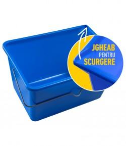 Galeata PVC pentru zugrav, 12 L, gradata, LT06832